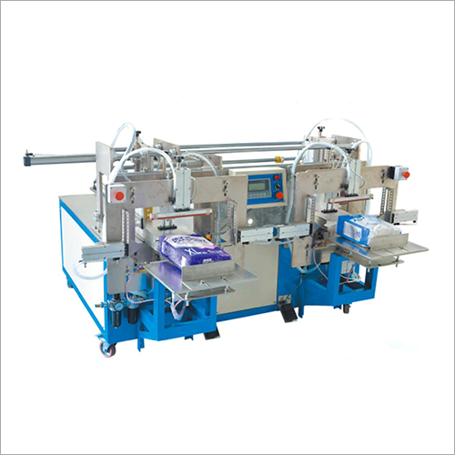 Adult Care Under Pad Double Head Packing Machine