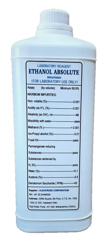 Denatured Ethanol absolute Lab Grade
