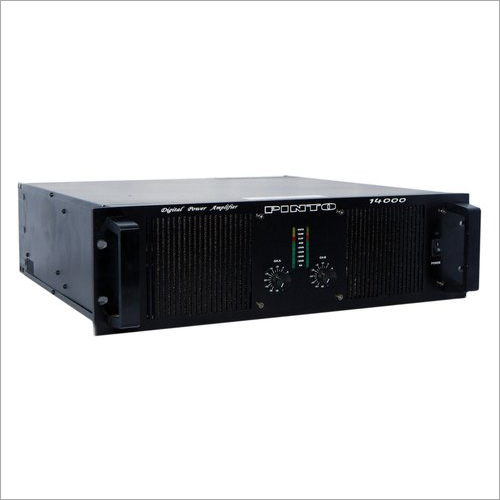 14000W Power Dj Amplifier