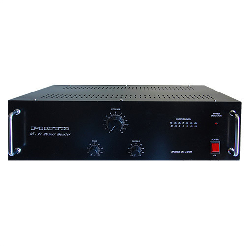 1200W Power Dj Amplifier
