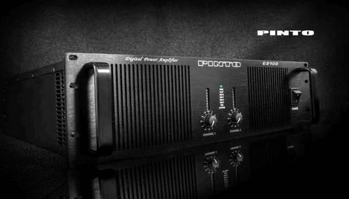 4500W Power Dj Amplifier