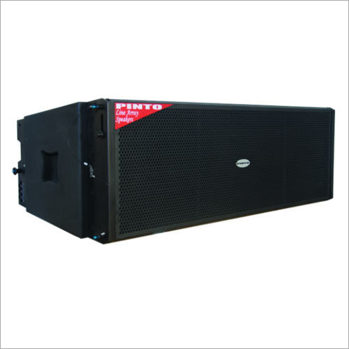 2 Way Line Array Speaker