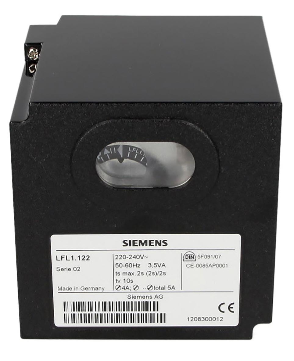 Siemens burner sequence controller LFL1.122