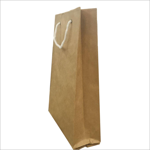 Kraft Brown Paper Gift Bag