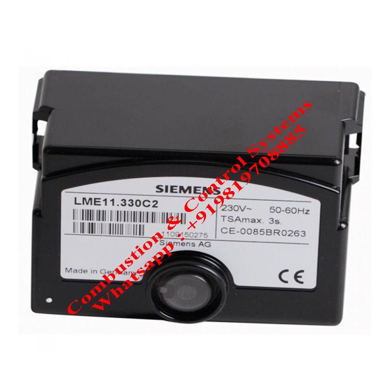 Siemens LME11.330 Burner Control Box