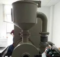 Gas System for HD-2Vacuum Plasma Seed Processor