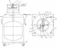 Liquid Helium Cylinder(Non-Standard)