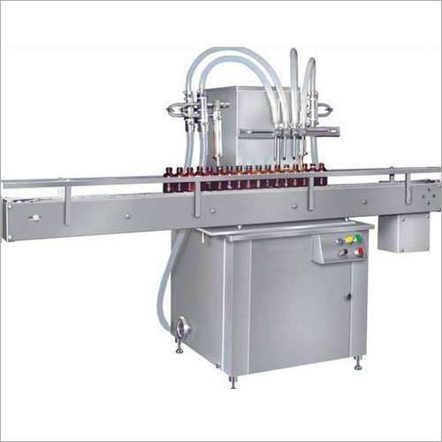 2 Head Semi Automatic Liquid Filling Machine