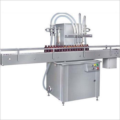 2 Head Semi Automatic Liquid Filling Machine