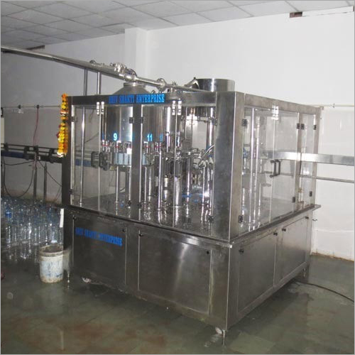 220V Mineral Water Packing Machine