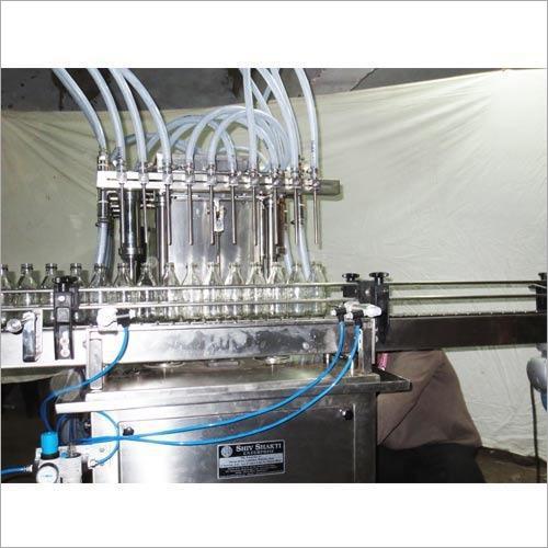 Fully Automatic 10 Head Milk Filling Machine