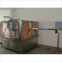 40 BPM Mineral Water Filling Machine