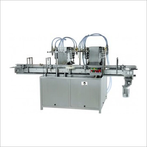 Eight Head Volumetric Liquid Filling Machine