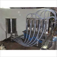 415V Lubricant Oil Filling Machine