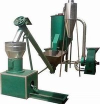 Poultry Feed Machinery Plant