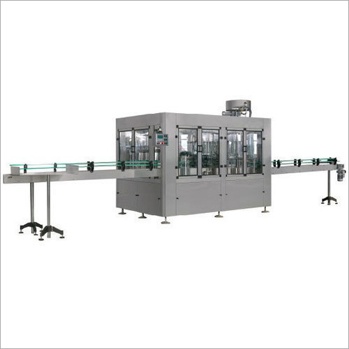 Automatic Mineral Water Capping Machine