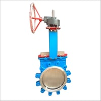 Gear Operated Valve