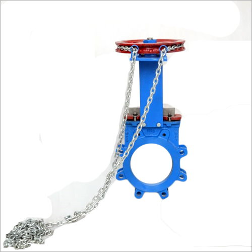 Chain Wheel Operated Valve