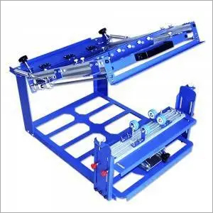 JM-MCP2430 curved surface screen printing machine