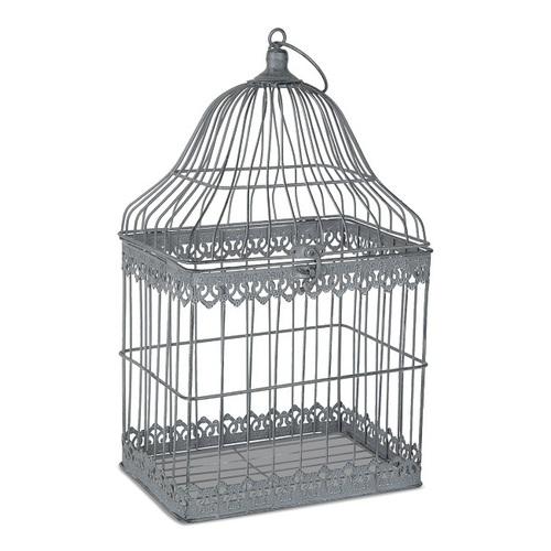 High Quality Grey Birdcage