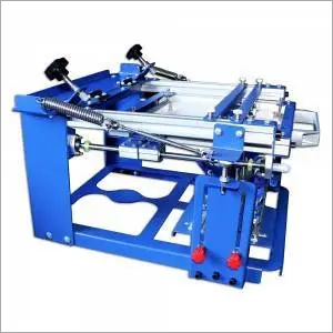 JM-MCP1012 curved surface screen printing machine