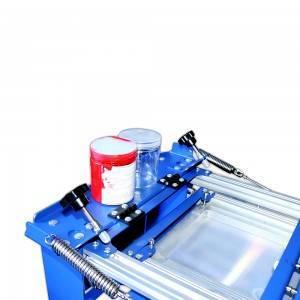 JM-MCP1012 curved surface screen printing machine