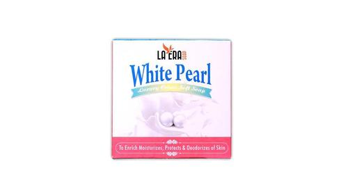 La Era White Pearl Soap