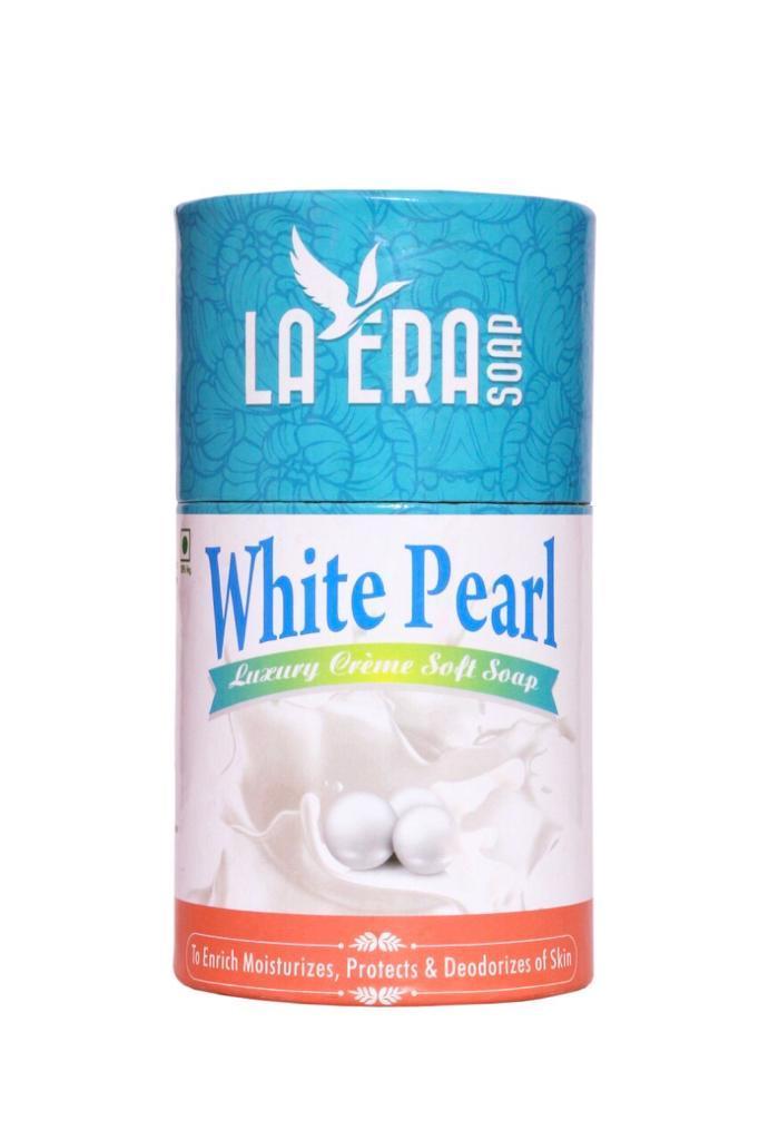 La Era White Pearl Soap