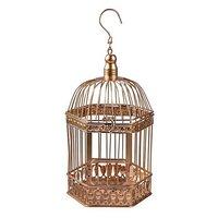 Manufacturer of Gold Birdcage