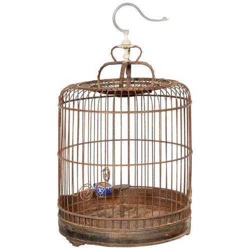 Supplier of Vintage Chinese Birdcage