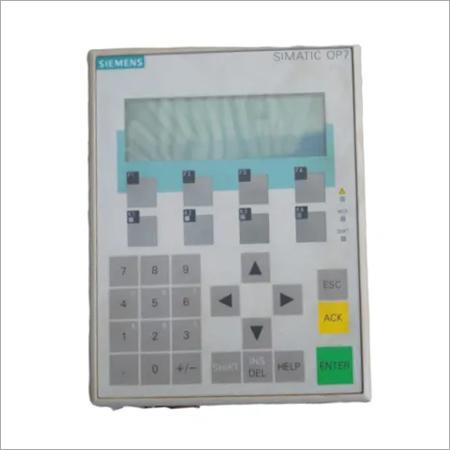 Siemens Simatic OP7 6AV3607-1JC20-0AX1