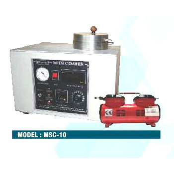 Spin Coating Unit