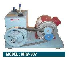 Rotary High Vacuum Pump ( Double Stage )