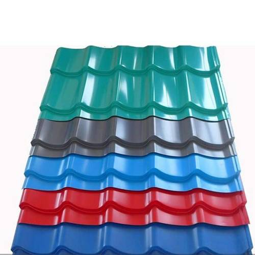 PPGL Corrugated Roofing Sheet