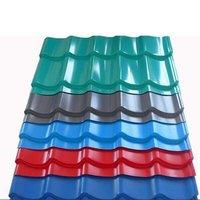 PPGI/PPGL Corrugated roofing sheet