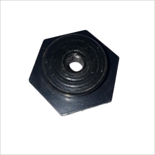 Turned Hex Nut