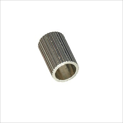 Polished Knurled Bush