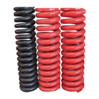 Compression Springs Cylindrical Hot Roll Compression Large Springs