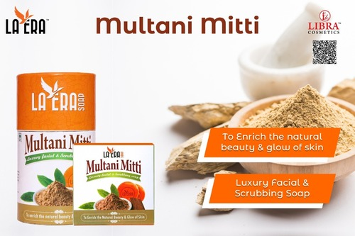La Era Multani Mitti Soap