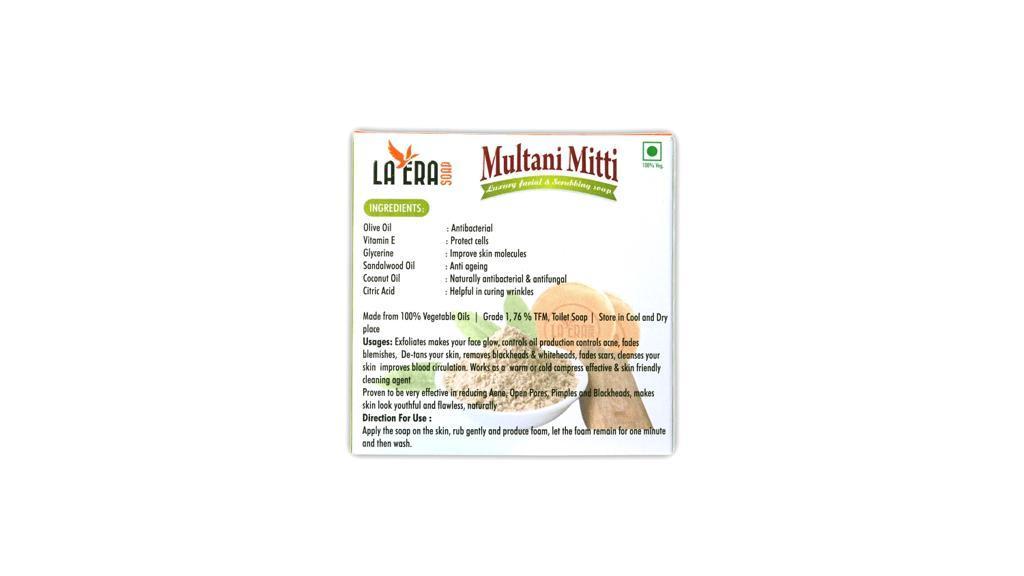 La Era Multani Mitti Soap