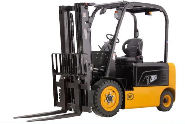 3.5 Ton Electric Forklift Truck OM
