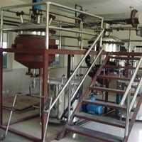 Herbal Processing Plants