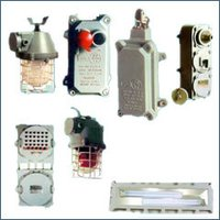 flame proof and explosion proof products