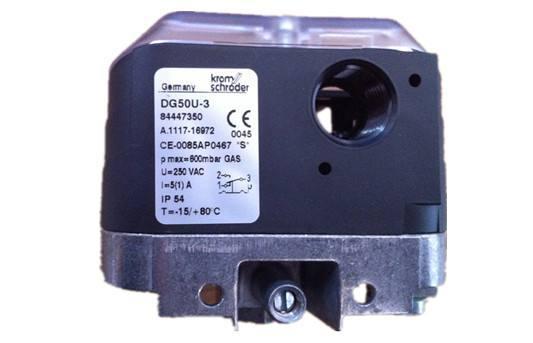 Kromschroder DG50U Gas Pressure Switch