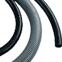 CORRUGATED FLEXIBLE PIPE PP