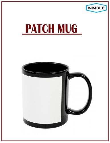 Sublimation Patch Mug