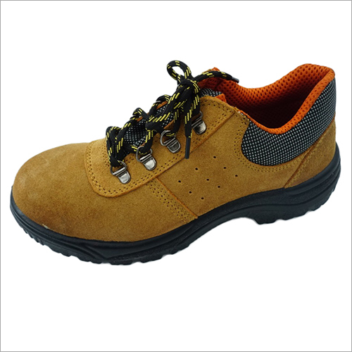 MGS - Drab Safety Shoe
