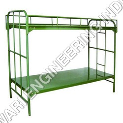 Two Tier Steel Cot
