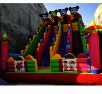 Kids Bouncy Inflatable Slide