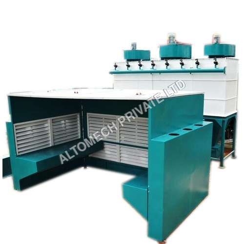 Down Draft Dust Collector